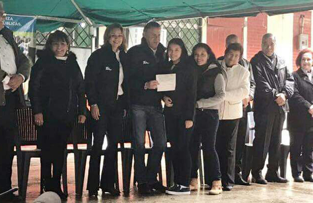 Aumentó Tamaulipas 40% el número de apoyos a estudiantes