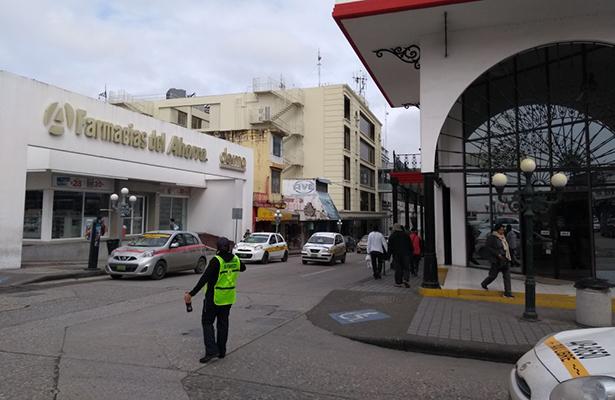 Enfrenta Tampico insuficiencia en elementos de seguridad