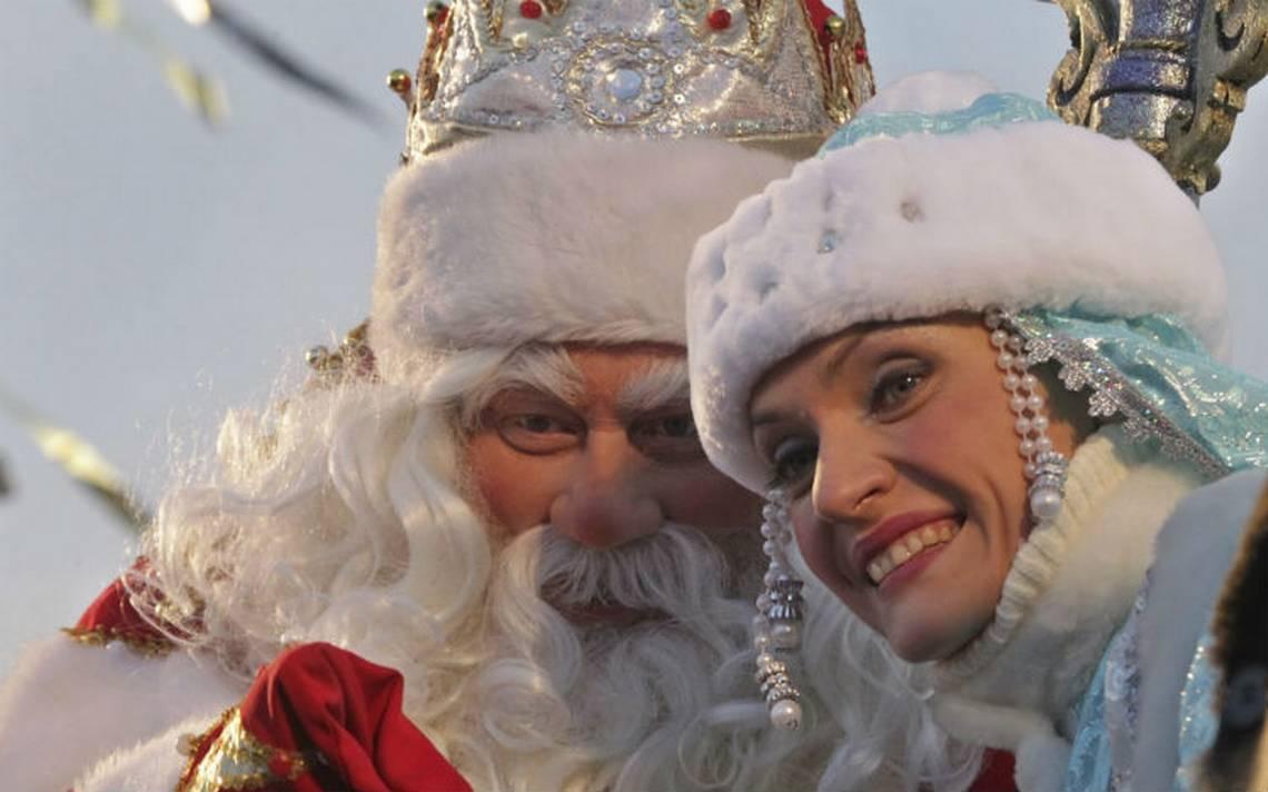 ¡Increíble! Santa ruso creará su propia criptomoneda