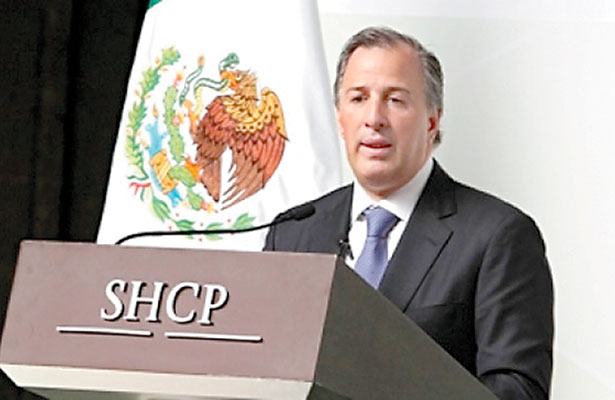 Economía mexicana crece y es resistente  a choques externos, afirma José Antonio Meade