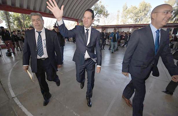 Anuncia Pancho Domínguez inversión de 60 mdp para Menchaca
