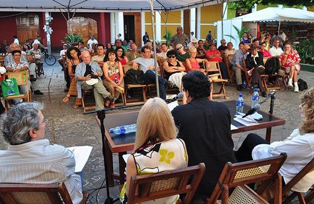 Inauguran XIII Festival de Poesía de Nicaragua