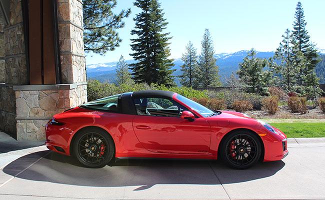 Porsche Carrera 4 GTS: el superdeportivo regresa con más fuerza