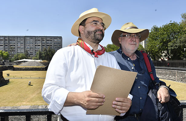 Irá Emilio Álvarez Icaza como independiente por la Presidencia en el 2018
