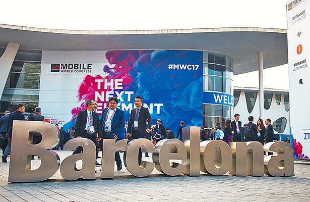 MWC, enfocado en 5 mil millones de usuarios