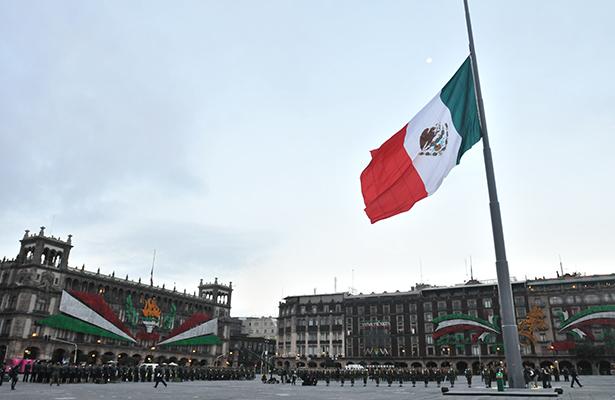 Osorio Chong convoca al diálogo para un México unido