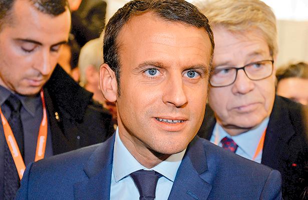 Campañas en Francia al rojo vivo; insinúan homosexualidad de Macron