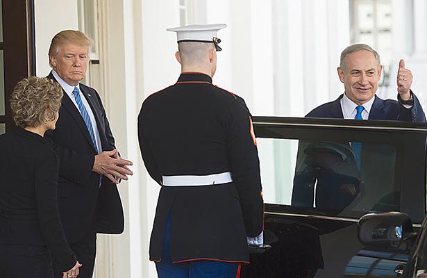 ¿Trump y Netanyahu engendraron una nueva guerra en Oriente Medio?