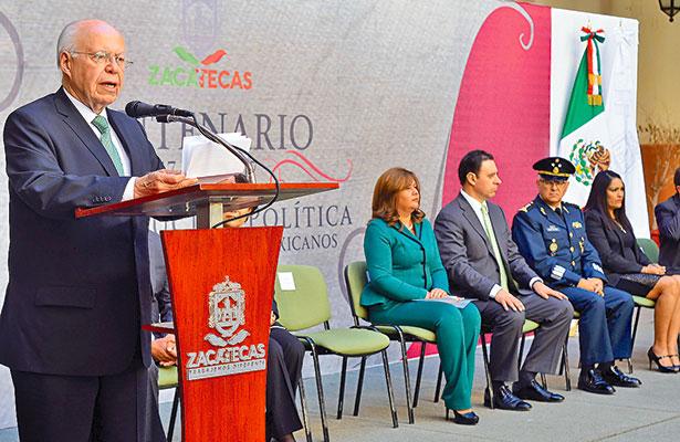 Peña Nieto demostrará que sí es amigo de Zacatecas: Narro