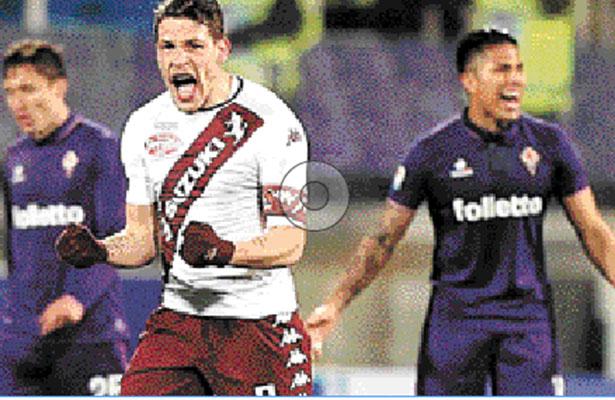 Fiorentina dejó escapar el triunfo embestido