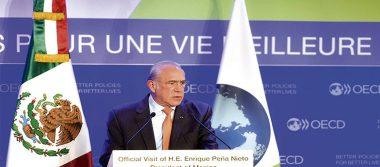 OCDE reconoce a México los avances contra la corrupción