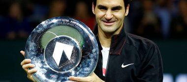 ¡Uno más! Federer vence a Dimitrov en Abierto de Róterdam y consigue su título 97