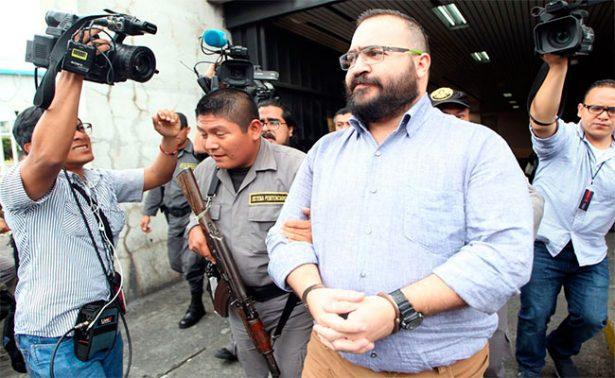 Alista Guatemala extradición del exgobernador de Veracruz Javier Duarte