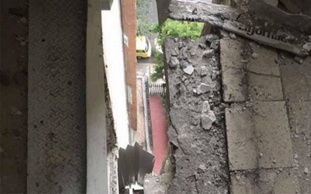 Mancera reporta daños menores en la Ciudad de México