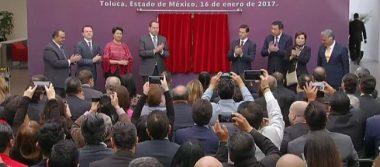 Inauguran Centro de Convenciones Toluca