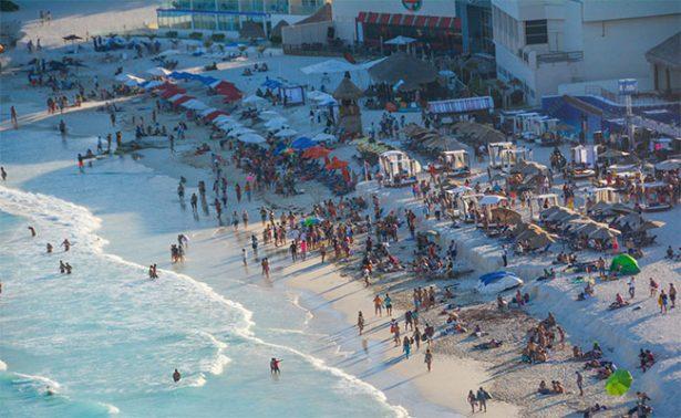 PIB Turístico avanzó 3.3 por ciento anual en primer trimestre del año