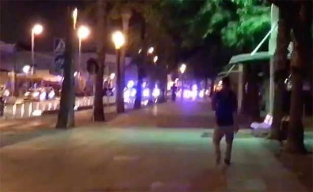 [Video] Abaten a cuatro presuntos terroristas en un tiroteo en Cambrils