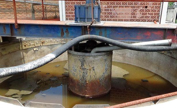 En el sureste del Valle de México solo 20% de plantas de tratamiento de aguas funciona