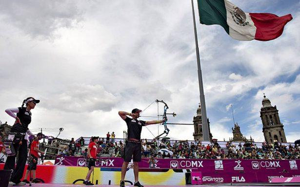 Se llevará a cabo el Campeonato Mundial de Tiro con Arco, en México
