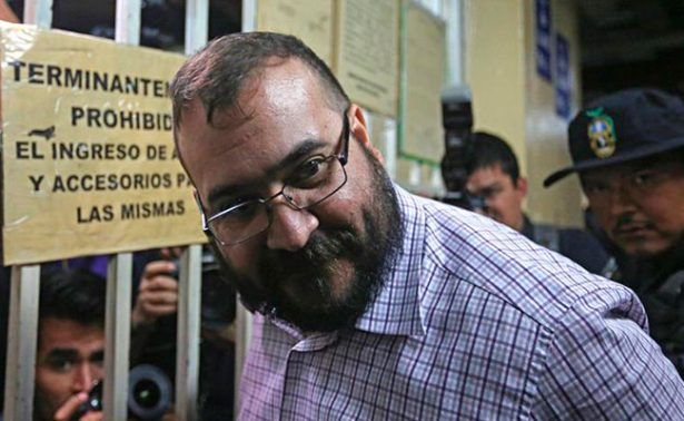 Javier Duarte emprende huelga de hambre en el reclusorio