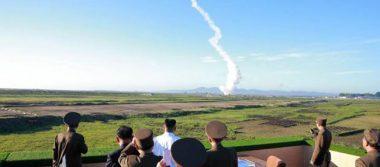 Corea del Norte confirma lanzamiento de misil; asegura que fue un éxito
