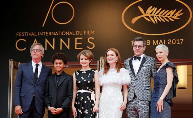 Proyecciones recomponen el ambiente en Cannes