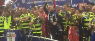 Regresa el Huddersfield a la Premier League 45 años después