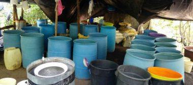 Desmantelan el laboratorio de droga sintética más grande de la historia de Jalisco