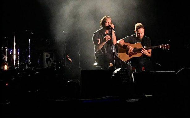 Pearl Jam anuncia fechas de sus primeros conciertos para 2018