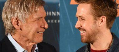 """Blade Runner 2049"" es todo un misterio: Harrison Ford y Ryan Gosling"
