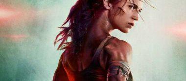 Así luce la nueva Lara Croft