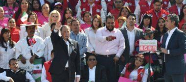 PRI ratifica candidatura de Meade a la Presidencia