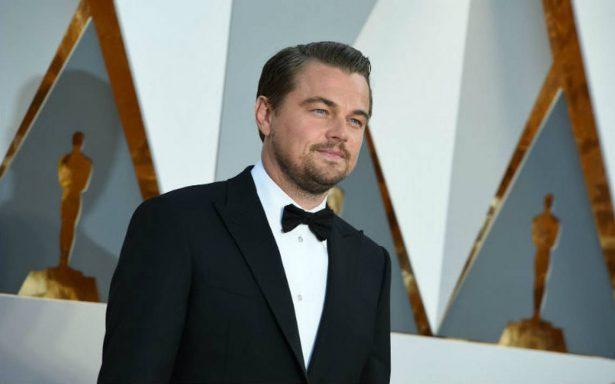 DiCaprio protagonizará cinta de Tarantino acerca de Charles Manson