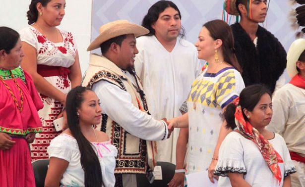 La discriminación es el mayor temor de los indígenas: Nuvia Mayorga