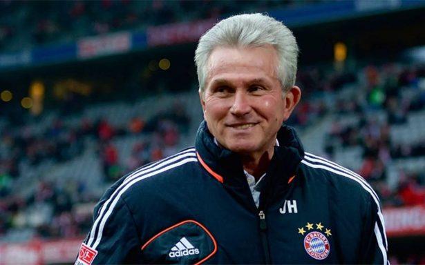 Bayern Múnich anuncia fichaje de Heynckes como entrenador