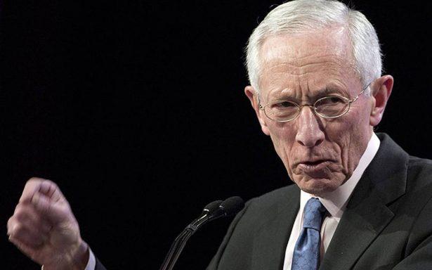 Anuncia vicepresidente de la Fed que deja el cargo