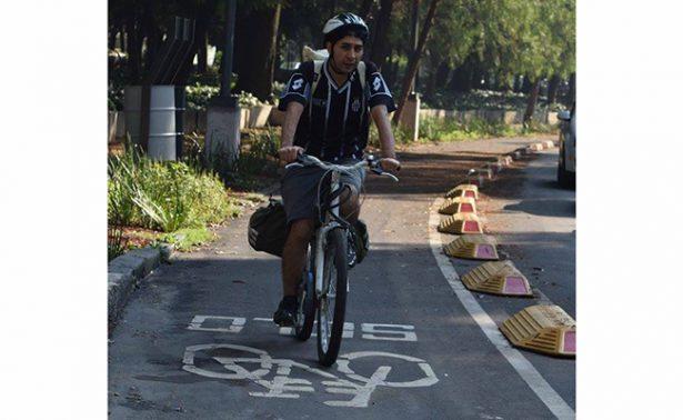 Así transcurre el Día Internacional de la Bicicleta en la CDMX