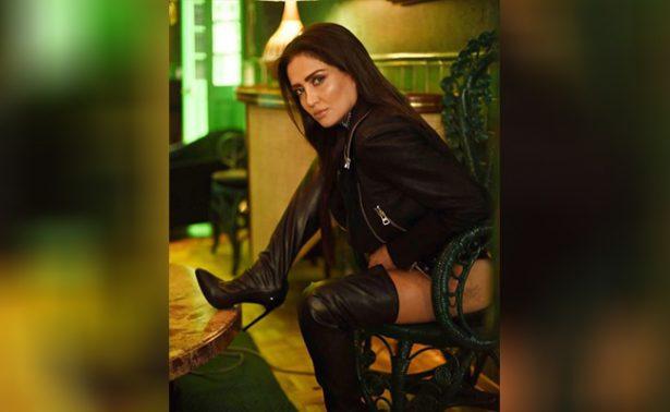 Celia Lora lleva toda su sensualidad de la revista a la tv