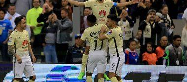 Con doblete de Oribe, América gana el Clásico Joven