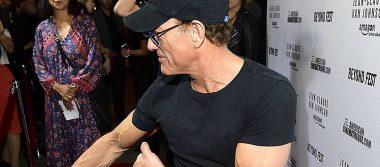 Van Damme viene a La Mole Comic Con