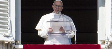 """Critica el Papa """"búsqueda obsesiva de bienes terrenales y riquezas"""""""