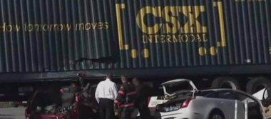 Inmigrante zacatecana causa accidente en EU