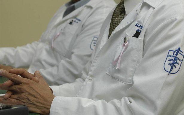 Chiapas, entidad con menos médicos especialistas en México