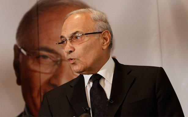 Ahmed Shafiq, candidato presidencial egipcio, fue deportado de Emiratos
