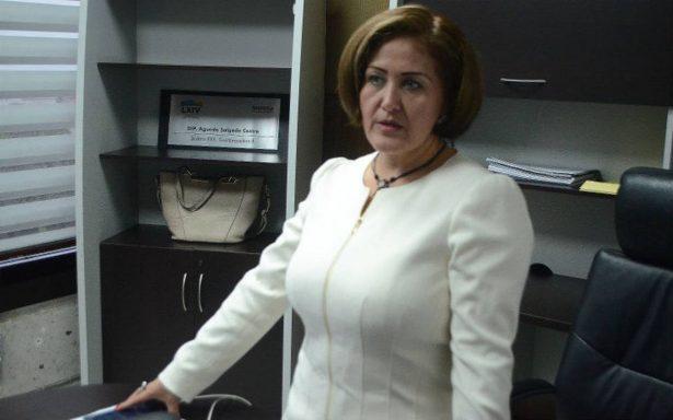 Intentan callarme; Eva Cadena pide protección a CNDH ante ataques