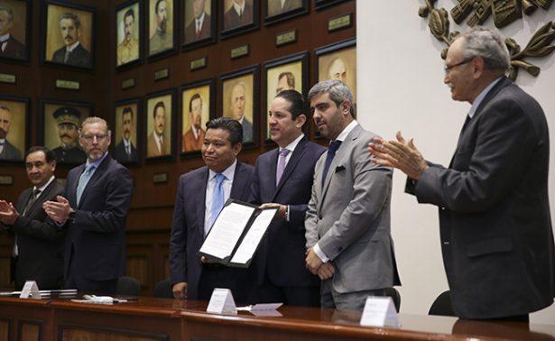 Querétaro avanza hacia la industria 4.0