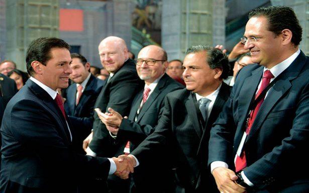 EPN hace memoria de sus cinco años en el gobierno