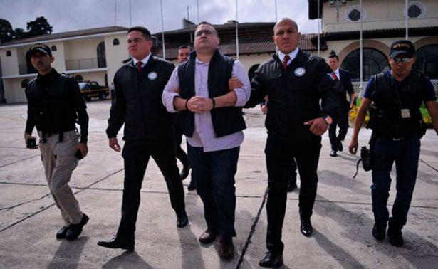 Esto es lo que le espera legalmente a Javier Duarte tras pisar México