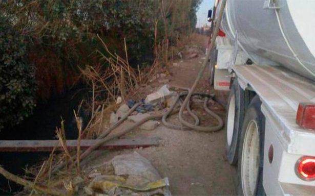 En la impunidad, robo de combustible al norte de EdoMex