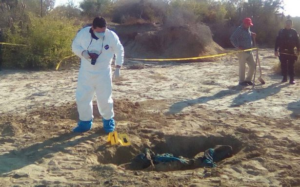 Abandonan 10 cuerpos en Puebla, Veracruz y Sinaloa